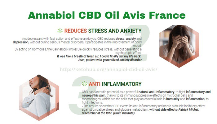 Annaabiol CBD Oil Avis {FR} (UPDATE 2020) France #1 CBD Oil Try Now!
