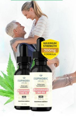 Euphoric CBD Oil Reviews® (Modify 2020) Euphoric CBD USA #1 Pain Oil!