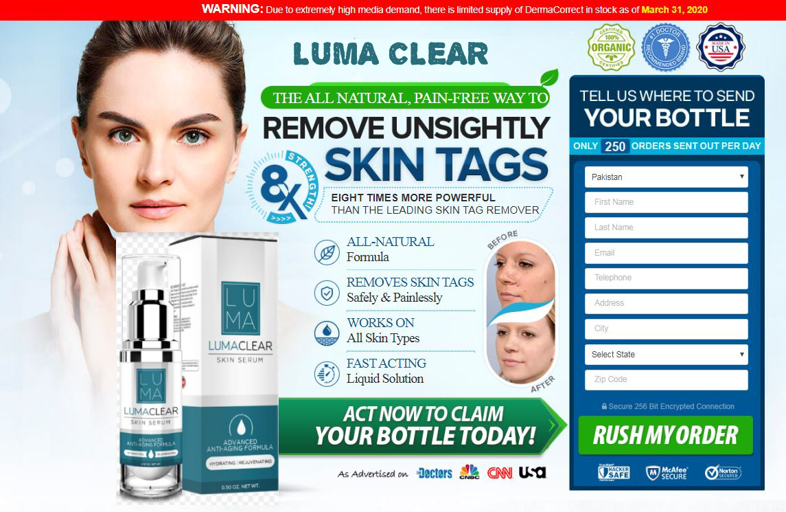 Luma Clear Skin Serum (UPDATE 2020) *Must Read Before Buy* Price?