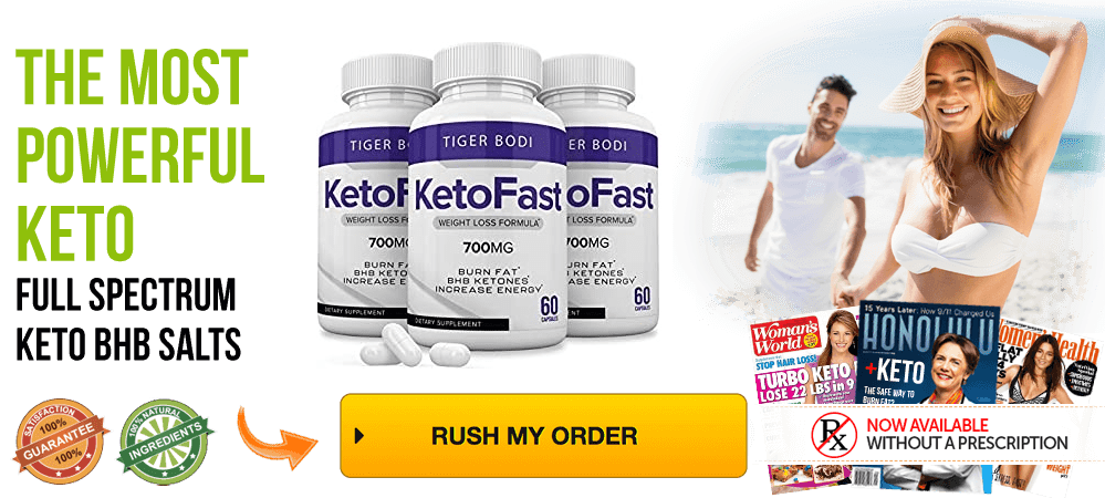 Keto Fast 700 MG® {UPDATE 2020} World #1 KetoGenic Diet Formula!