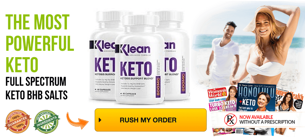 Klean Keto Reviews®【UPDATE 2020】 World #1 Ketogenic Diet Formula