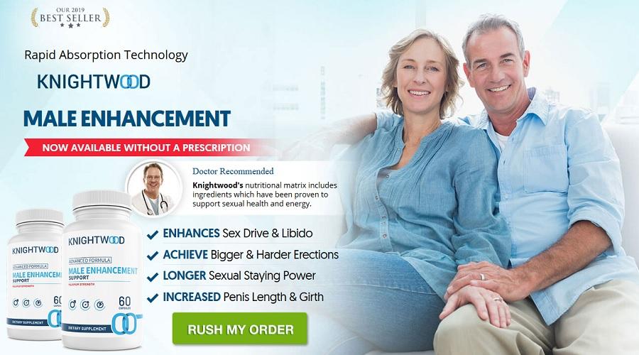 "Knightwood Male Enhancement *New 2020* 100% Legit ""Knightwood Pills"""