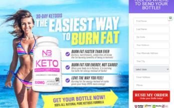 NutraBodz Keto | Shark Tank® {UPDATE 2020} Price, Benefits, Reviews?