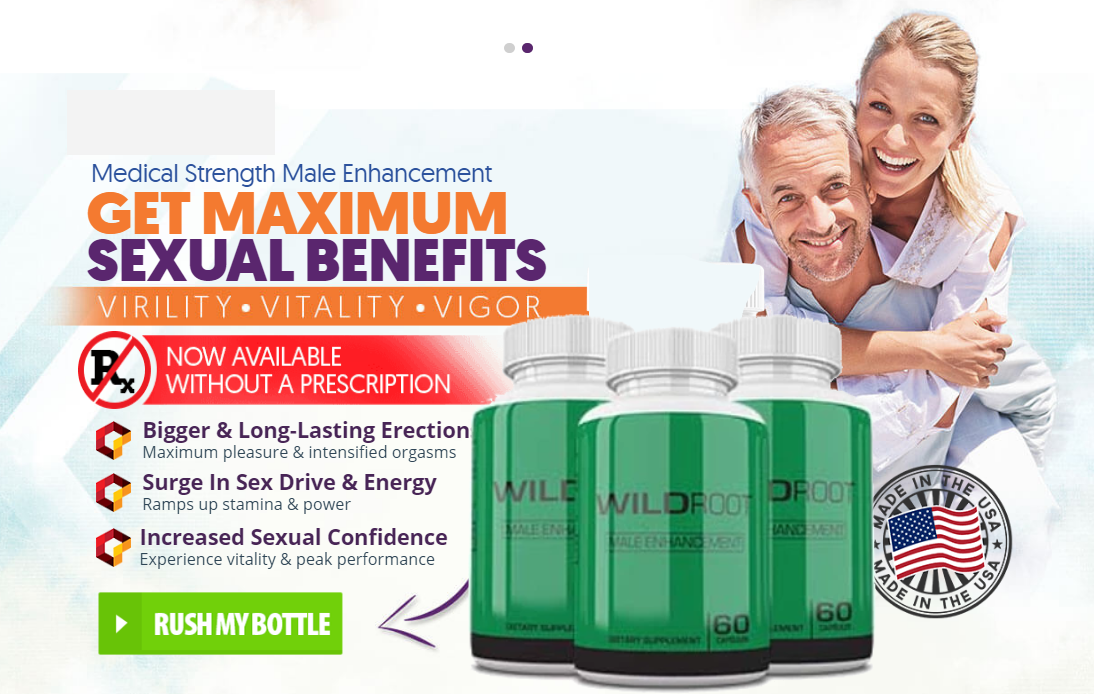 Wild Root Male Enhancement {UPDATE 2020} #1 Sexual Performance Pill