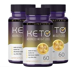 Vitainstabio Keto® Shark Tank (UPDATE 2020) #1 Ketogenic Diet Pills