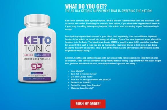 Keto Tonic® *UPDATE 2020* Keto Tonic 800 MG® - Does Its Really Work?