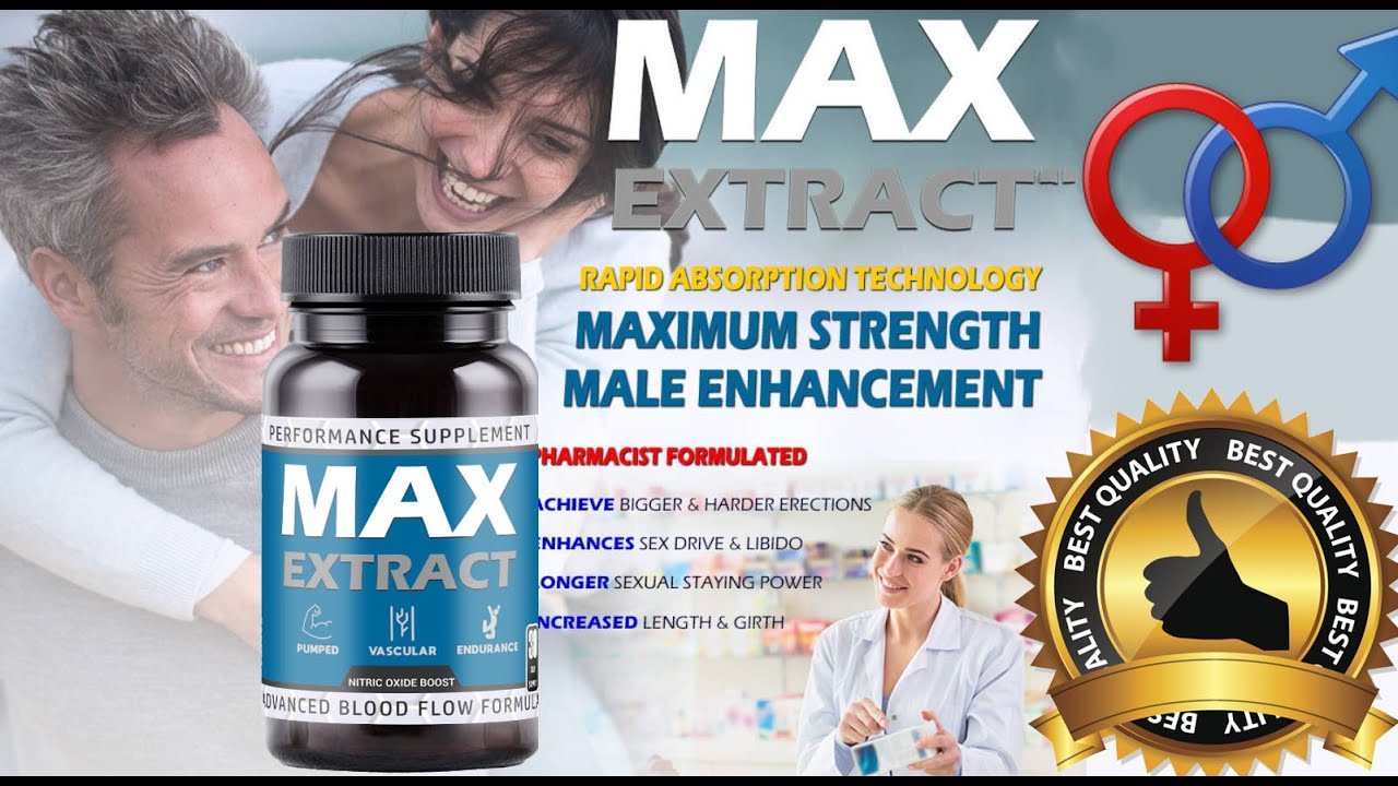 Max Extract Reviews *UPDATE 2020* Price, Benefits, Scam, Reviews?