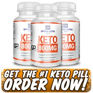 Optima Nutra Keto 800 MG *UPDATE 2020* Quickly Fat Burner Formula!