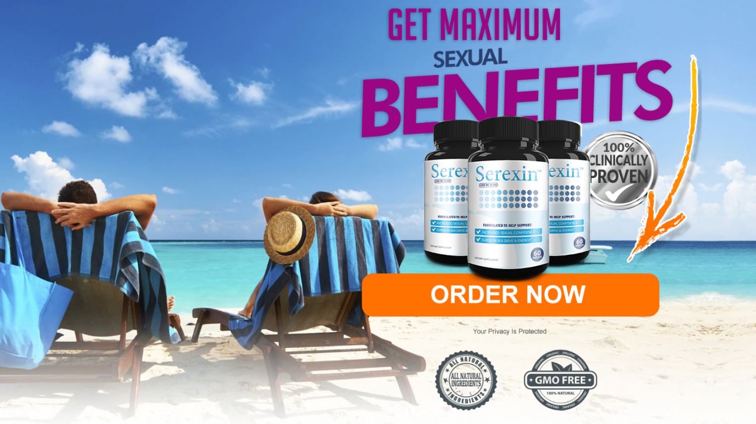 Serexin Male Enhancement® | (UPDATE 2020) | Price, Reviews, Benefits?
