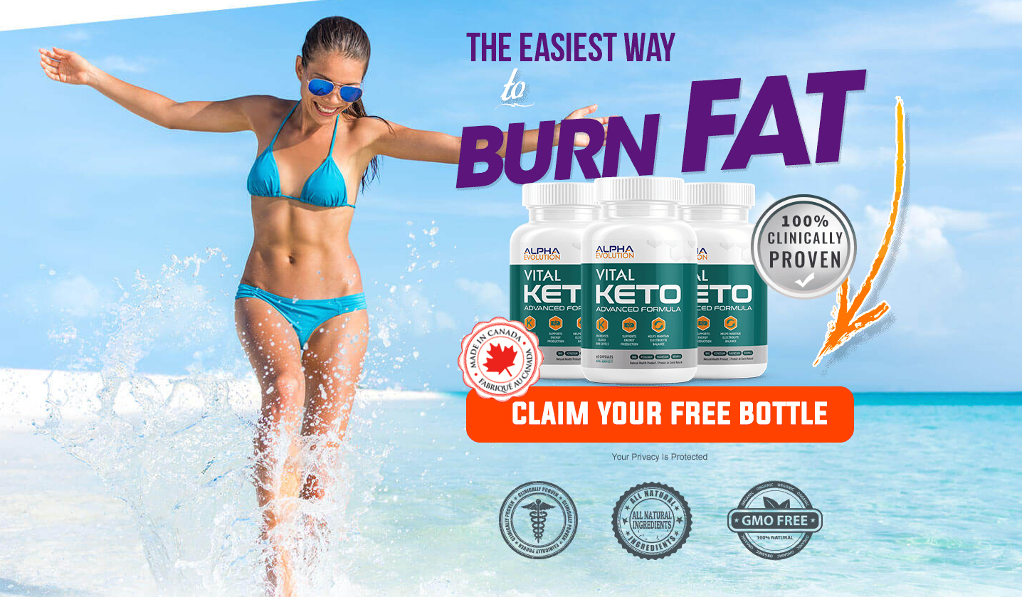 Alpha Evolution Keto Canada ® 6 Facts That Nobody Told You About This!