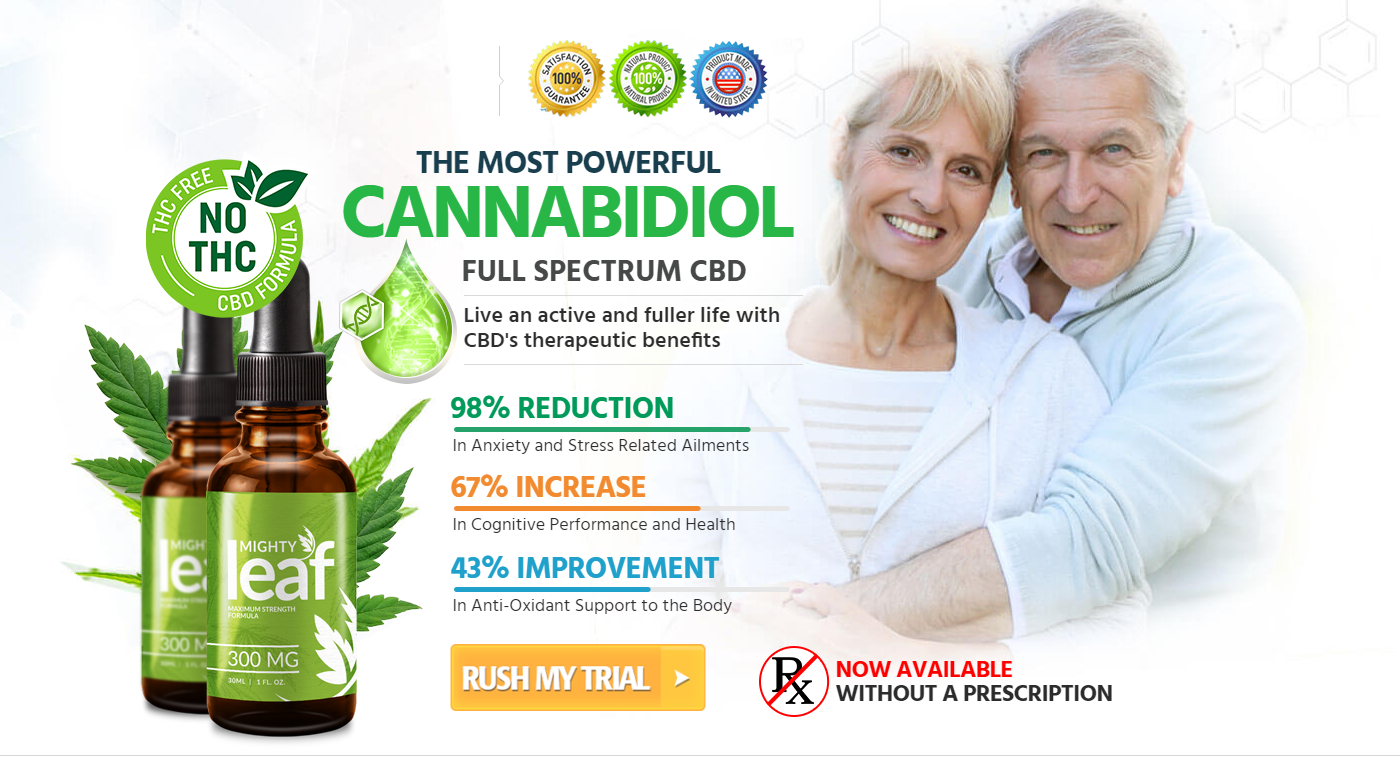 Mighty Leaf CBD Oil ® 7 Things Nobody Told You About Mighty Leaf CBD!