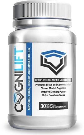 Cognilift Brain Pills® *UPDATE 2020* Price, Reviews, Scam, Benefits?