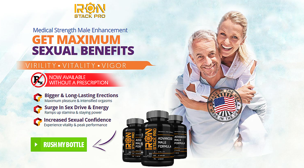 Iron Stack Pro Pills® *UPDATE 2020* Price, Benefits, Scam, Reviews?