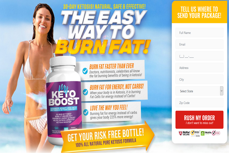 My Keto Boost Reviews - Is Safe Saved? Read Before Use My Keto Boost!