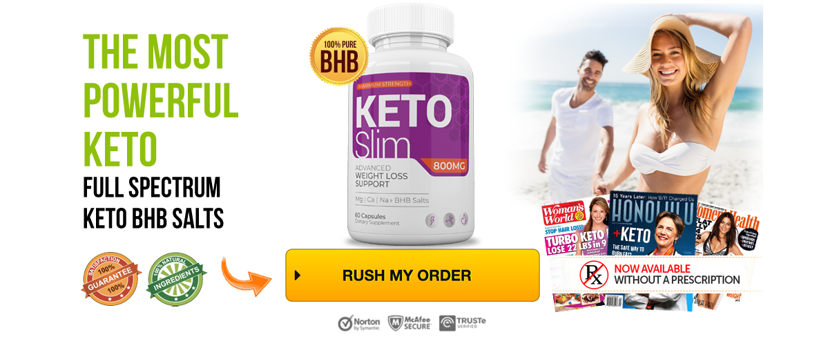 Keto Slim 800 MG | Reviews ® [Modify 2020] Does Its Really Works?