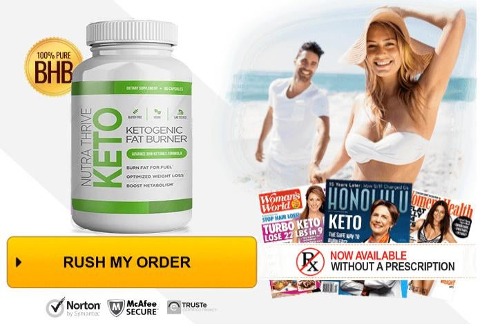 Nutra Thrive Keto | Shark Tank® (UPDATE 2020) Does Its Really Works?