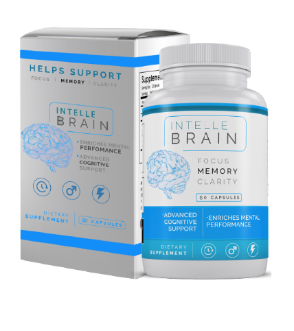 Intelle Brain®〘Modify 2020 〙☛ 8 Truth About This Product!