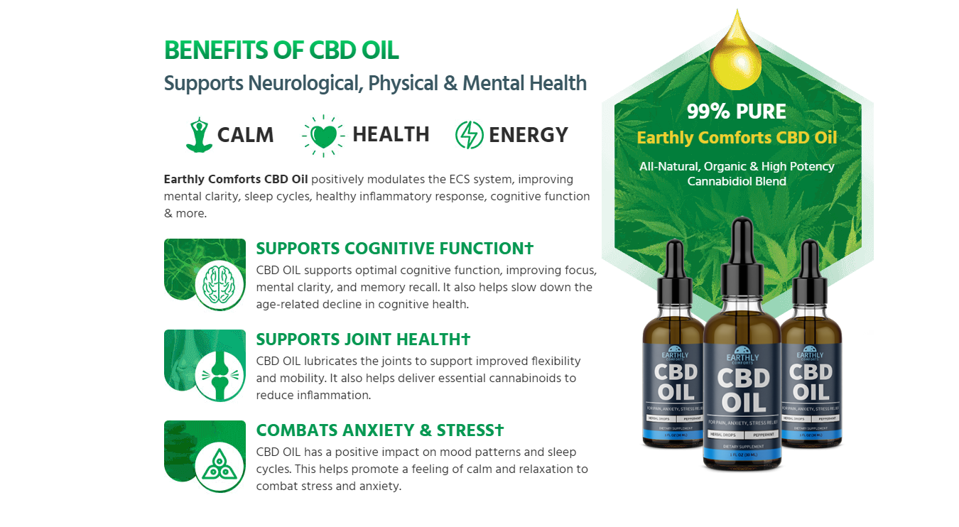 Earthly Comforts CBD Shark Tank ™ [Modify 2020] Does Its Really Works?