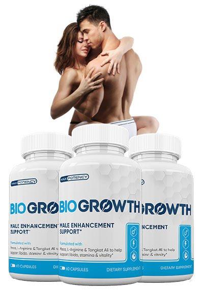 Biogrowth Male Enhancement [#Pills Reviews] 8 Quick Tips For Biogrowth!