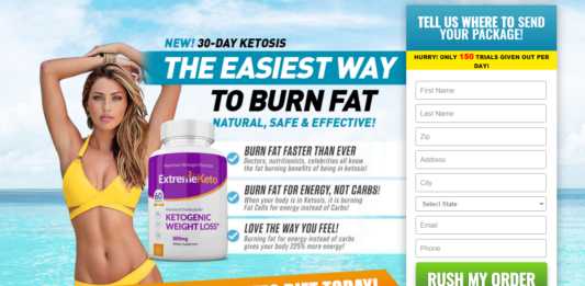 "Extreme Keto Pills (UPDATE 2020) ""Extreme Keto Weight Loss"" Reviews?"