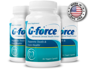G Force Teeth *New 2020* G-Force Teeth More Good Flora in Your Mouth!