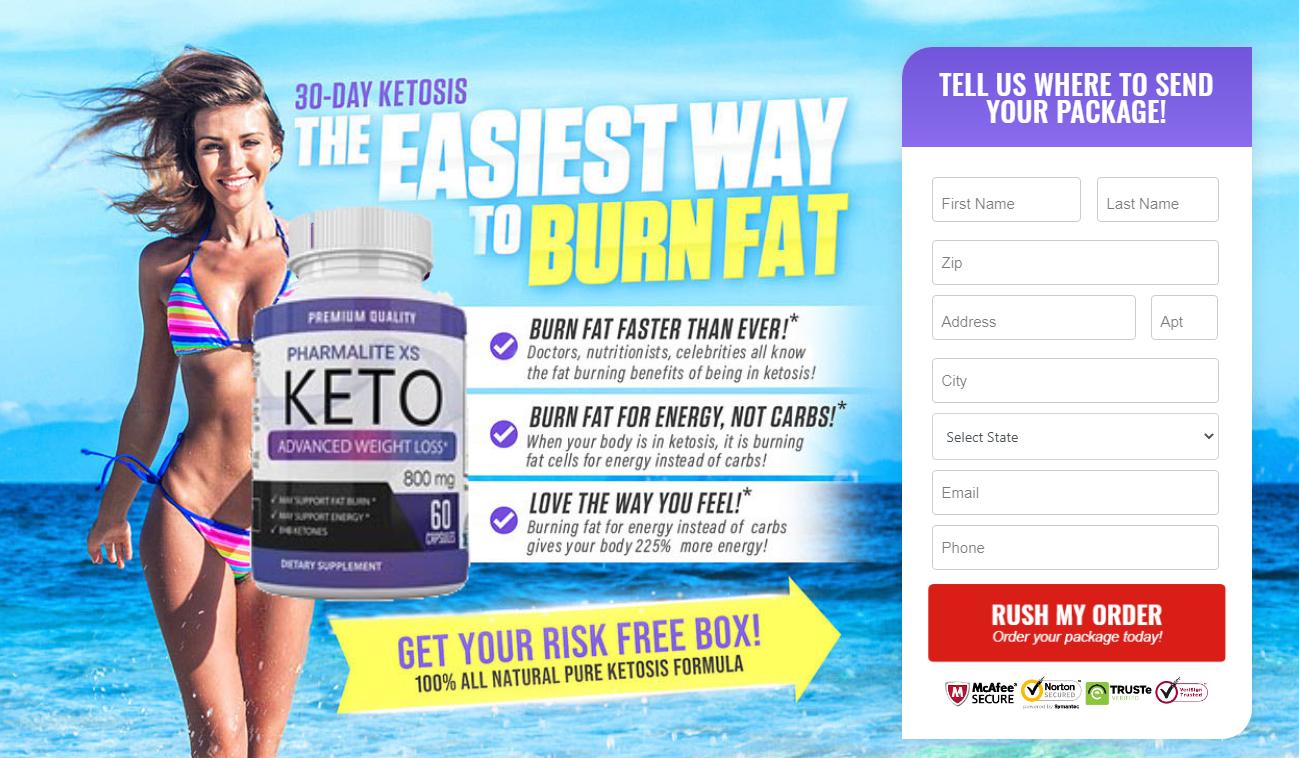 Pharmalite Keto ® | Shark Tank {Modify 2020} Get Your Risk Free Box!