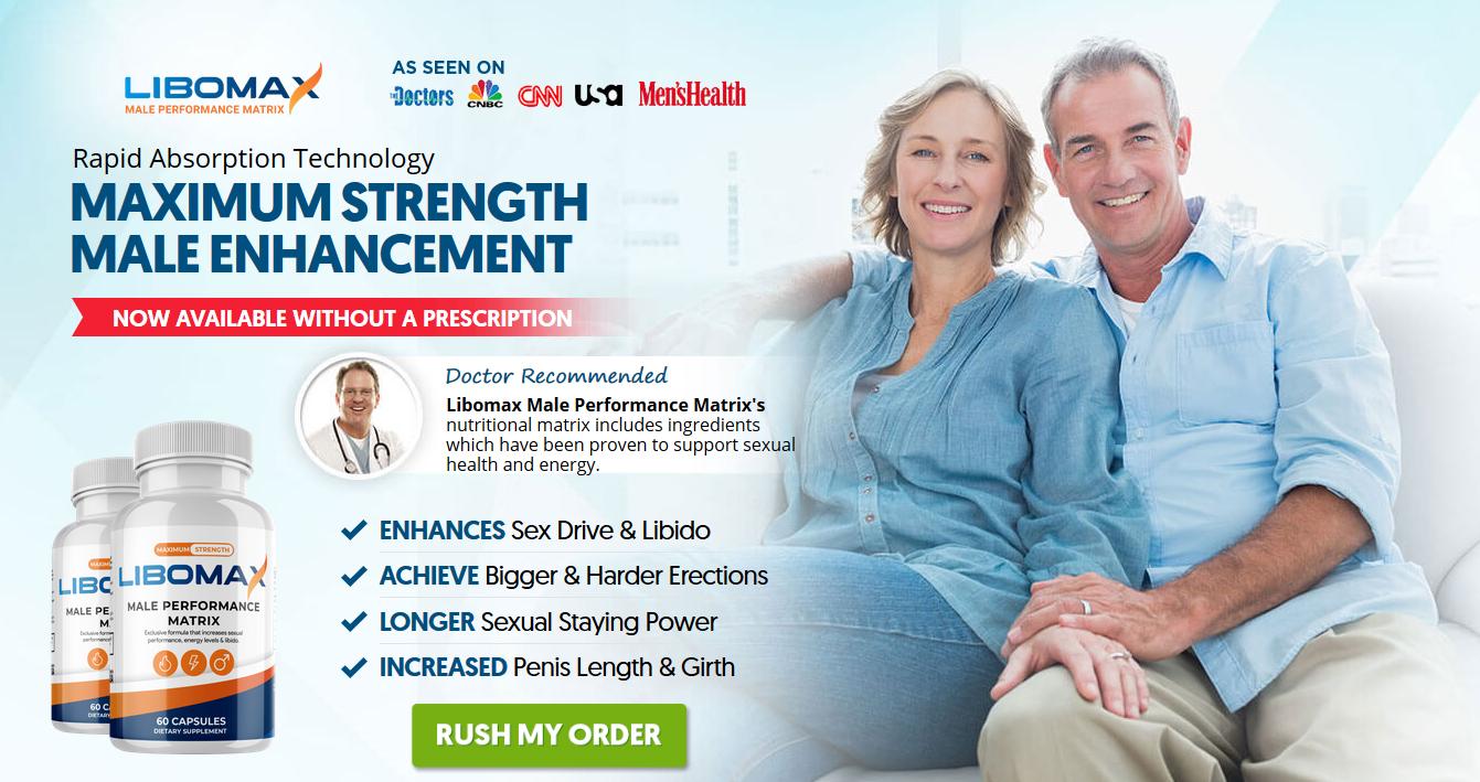 Libomax® | Libomax Male Enhancement [Active 2020] Is 100% Legit Pills?