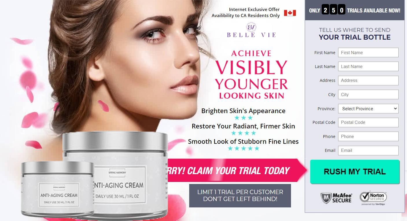 Spring Harmony Cream® *Modify 2020* Price, Scam, Benefits, Reviews?