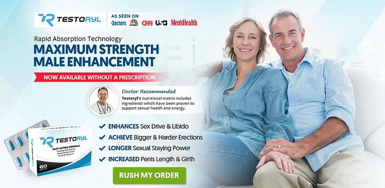 Testoryl Male Enhancement [Testoryl is 100% Legit Pills] Price, Reviews?
