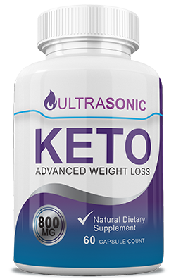 "UltraSonic Keto ""100% Legit Keto Pills"" Long Standing #1 Ranked Diet Pill!"