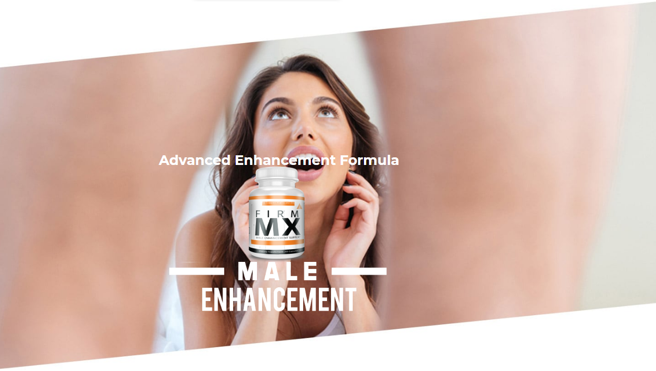 Firm Mx - Revolutionary Pills That Supports Sexual Production in Men!
