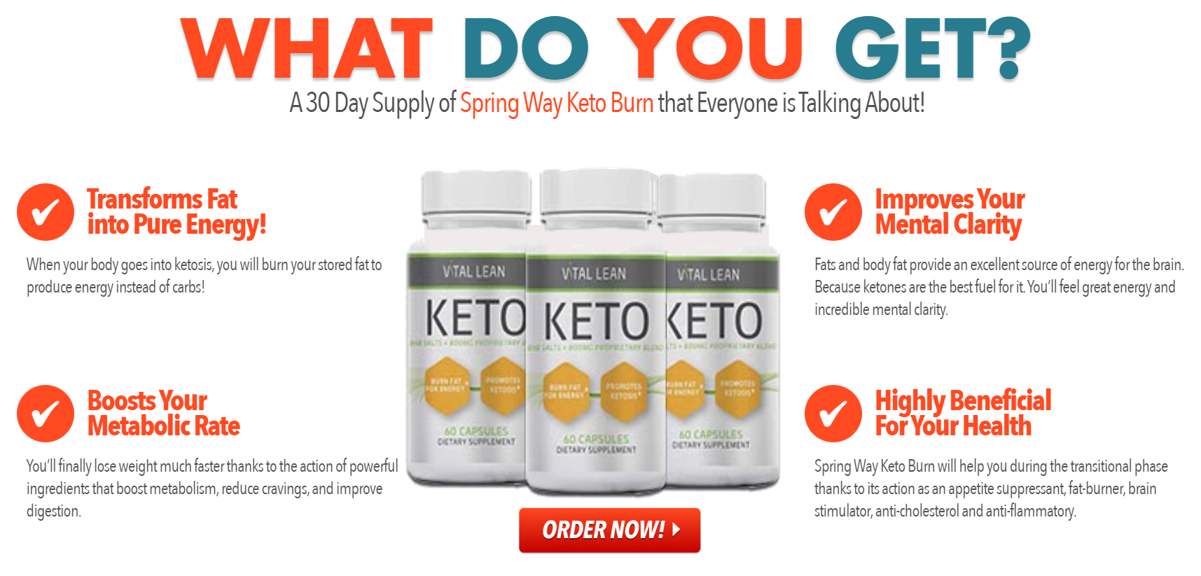 Vital Lean Keto Pills ® (UPDATE 2020) World #1 Ketogenic Diet Formula?
