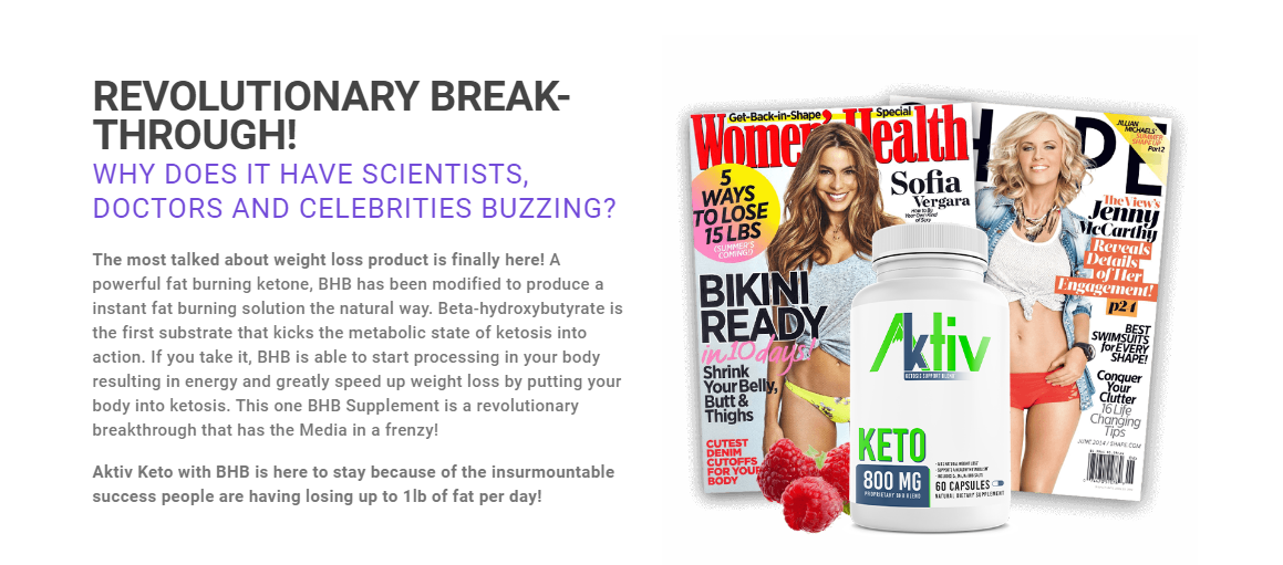 Aktiv Keto Formula - Which is Great Sign That This Incredible Keto Pills!