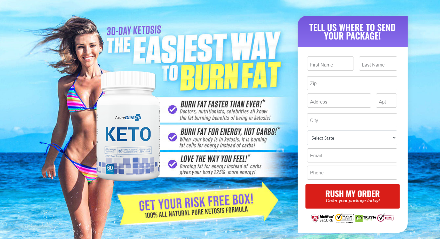 Azure Health Keto |Modify 2020| Boost Metabolism System! Keto -Friendly!