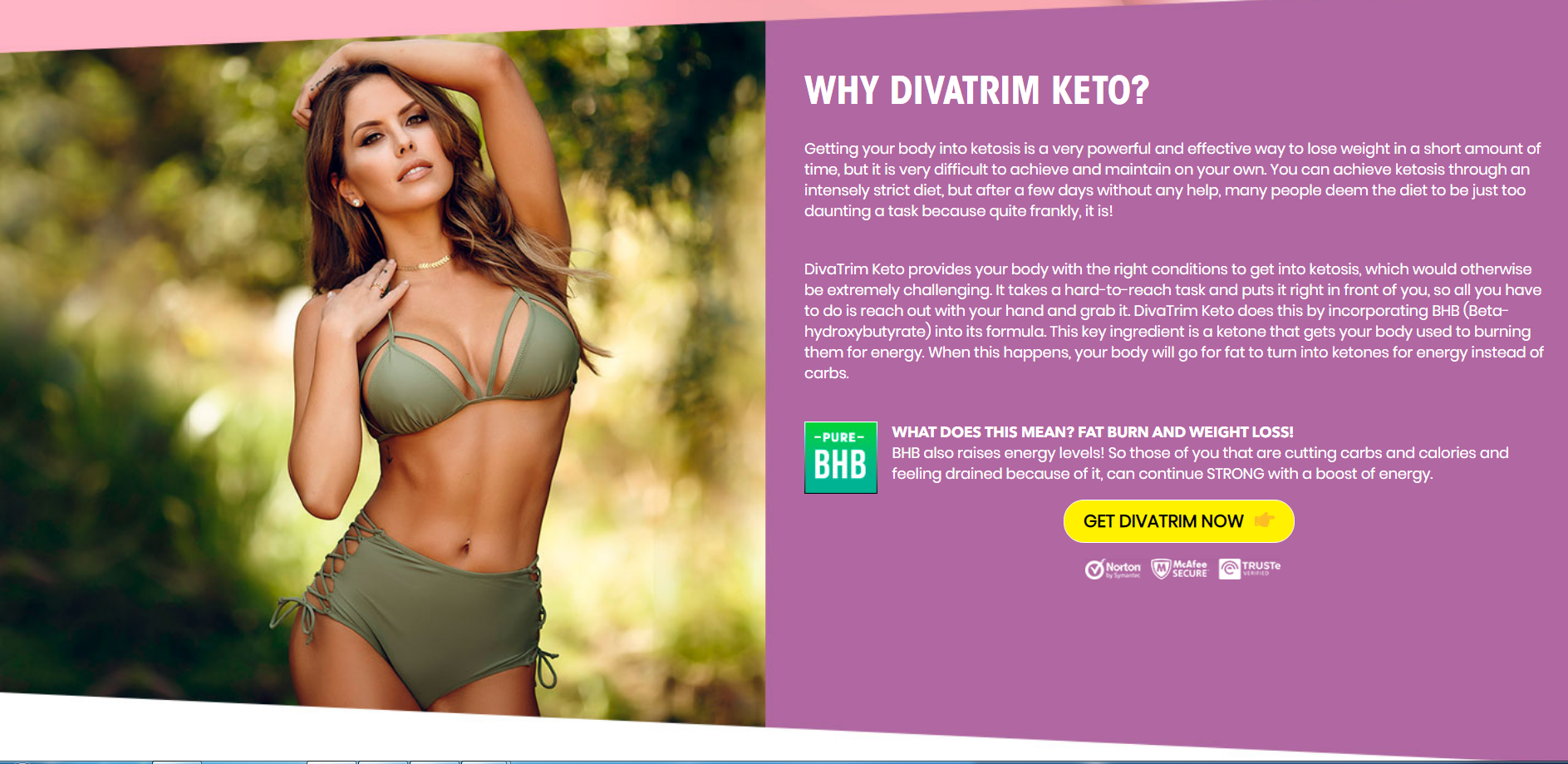 Divatrim Keto ™ - Reviews: The Truth About Divatrim Weight Loss Pills!