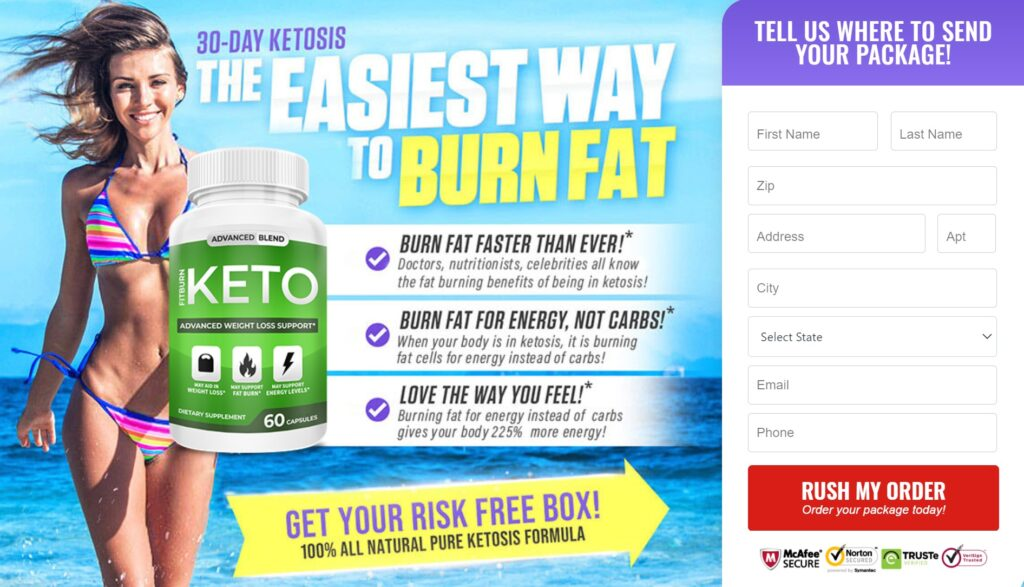 Fit Burn Keto Reviews ® {UPDATE 2020} Hoax, Price, Scam, Ingredients?