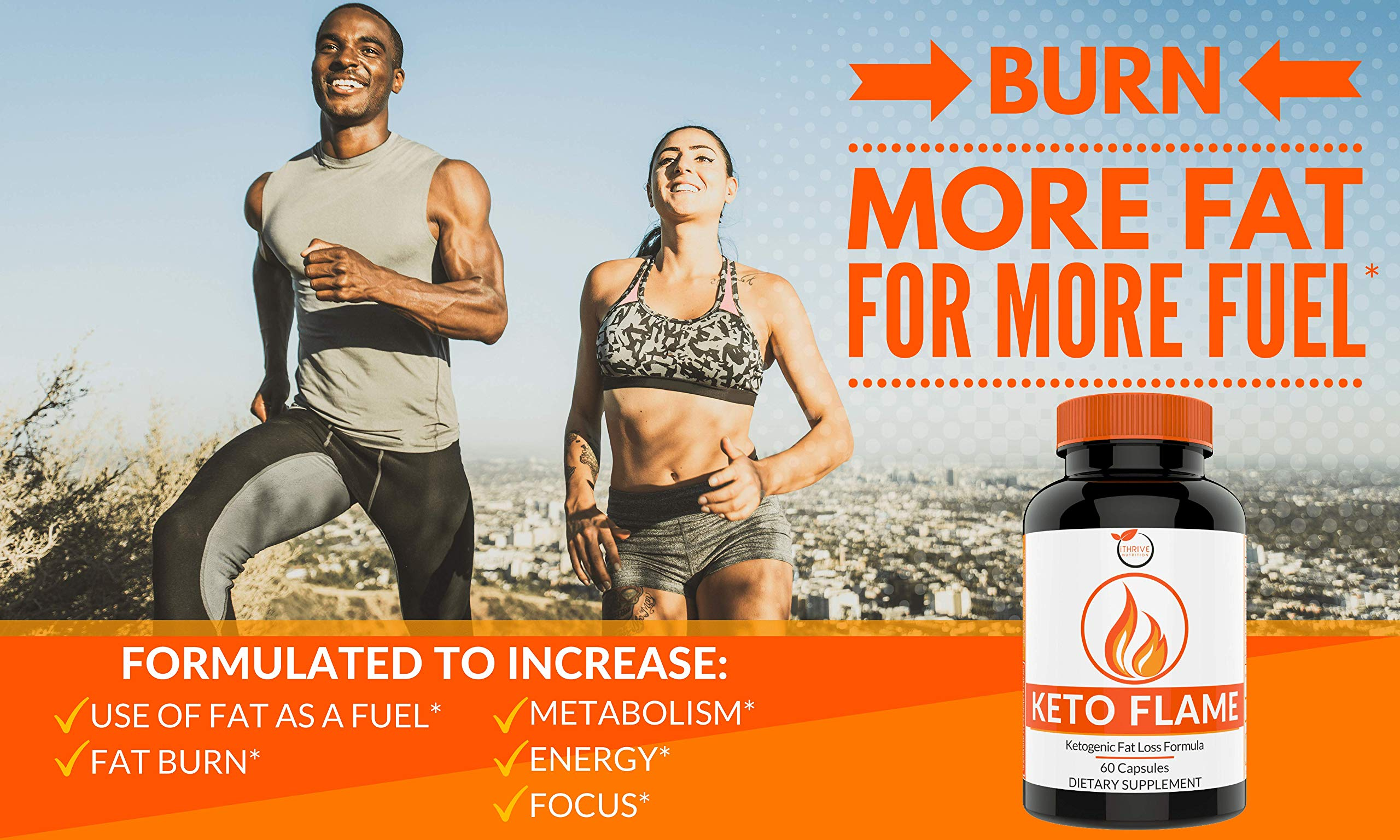 """Keto Flame Reviews *LATEST 2021* ✄ """"100% Legit Pills"""" Really Works?"""