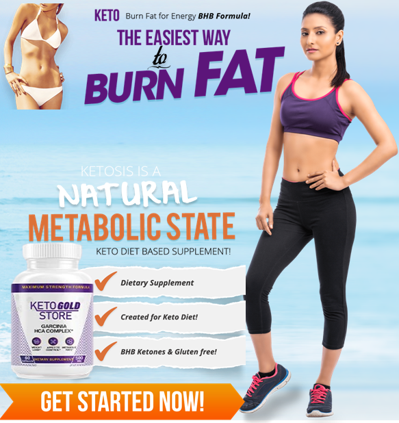 "Keto Gold Pills ""KetoGold Store"" Boost Fat Consumption to 70% To Ensure"