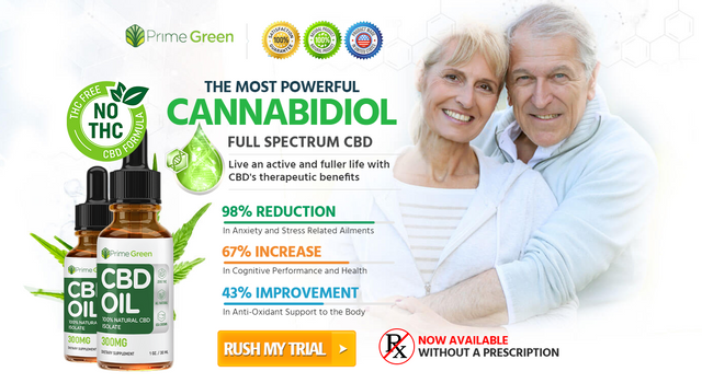 Prime Green CBD Oil ®〘ACTIVE 2020〙☛ 9 You Thing About Now!