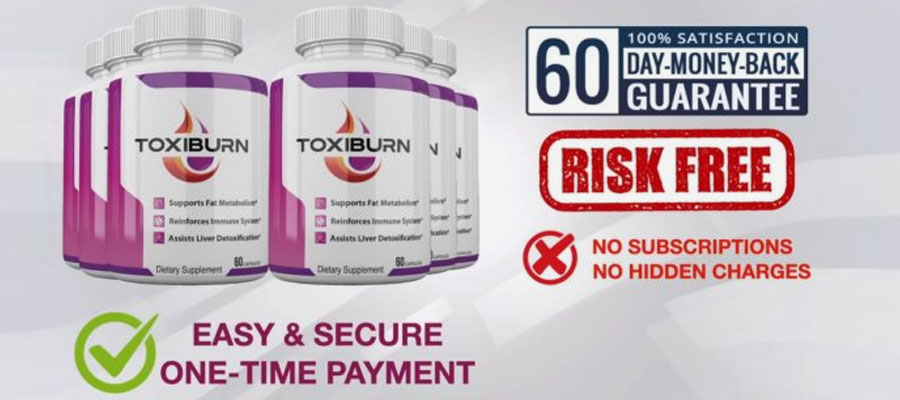 ToxiBurn [ToxiBurn 100% Legit Weight Loss Formula] Benefits, Reviews?
