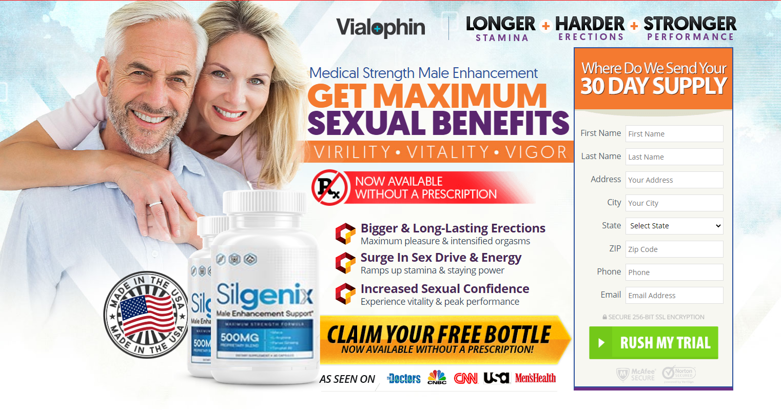 Silgenix Reviews [2020] Everything in This Formula is Completely Natural!