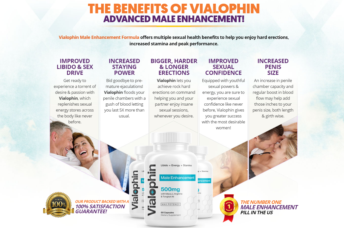 Vialophin Male Enhancement - Total Guide: Boost Sex Drive Use Vialophin