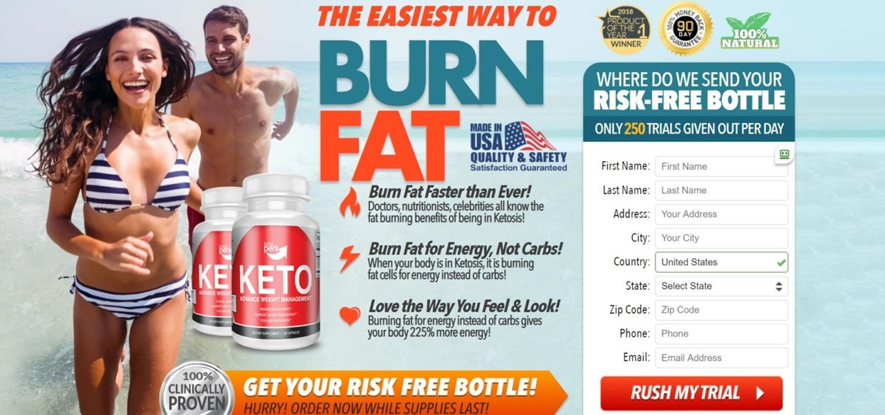 Total Perk Keto ® *Active 2020* Detox Naturally & Safely | Specials Offer!