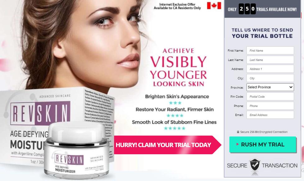 Revskin Cream® *UPDATE 2021* PRICE, SCAM, REVIEWS, BENEFITS?