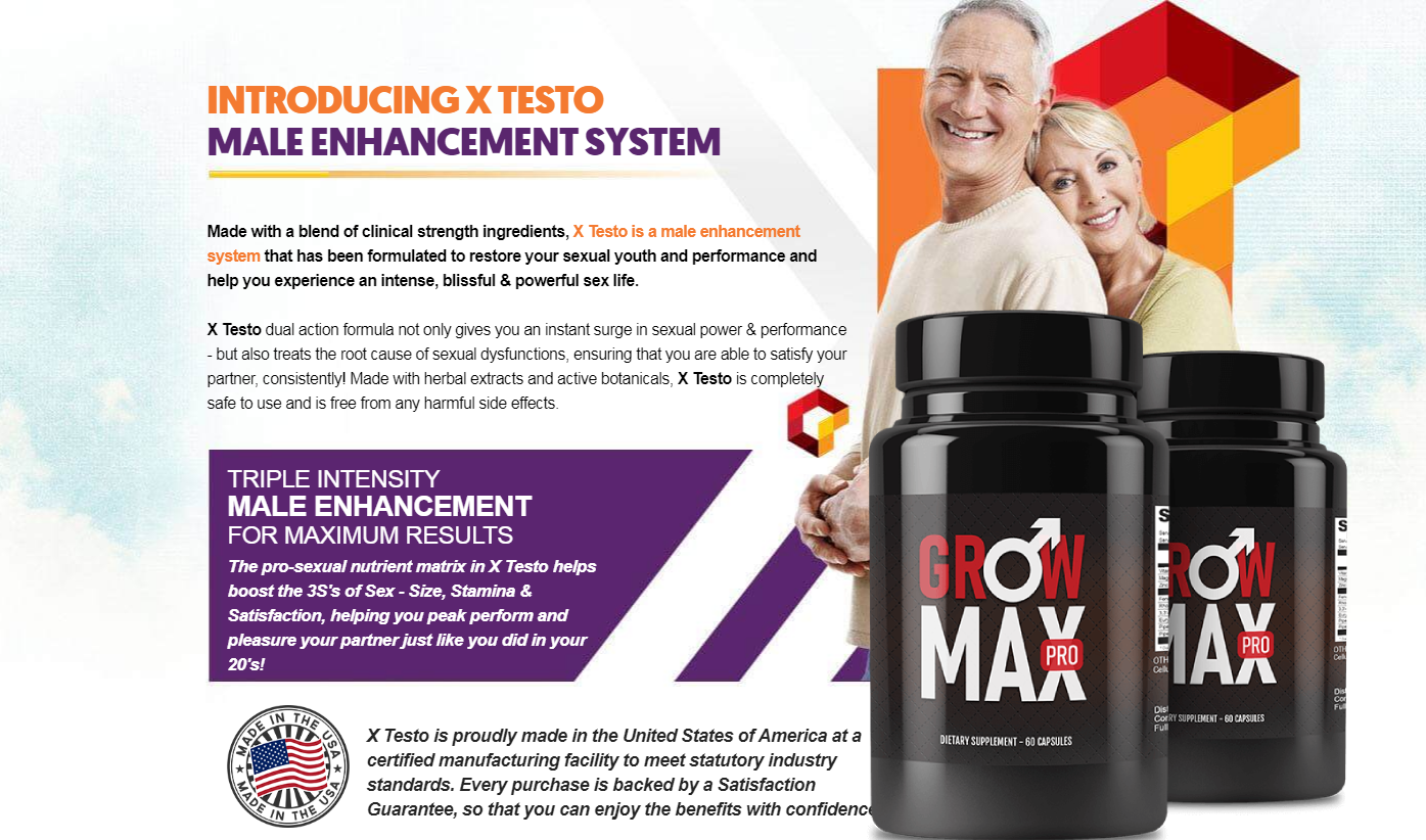 Grow Max Pro Reviews   Shark Tank (Modify 2021) Does Its Really Works?