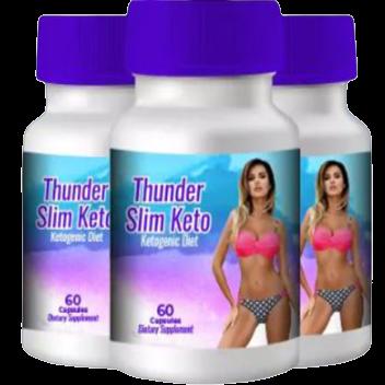 Thunder Slim Keto Reviews® [100% Legit] Is Its Really Worth The Money!!