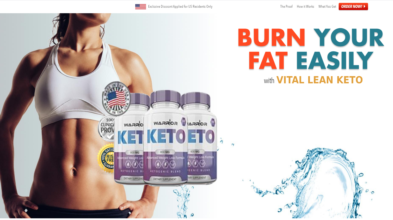 Warrior Keto Reviews - Is It Safe To Use and Does It Have Side Effects?