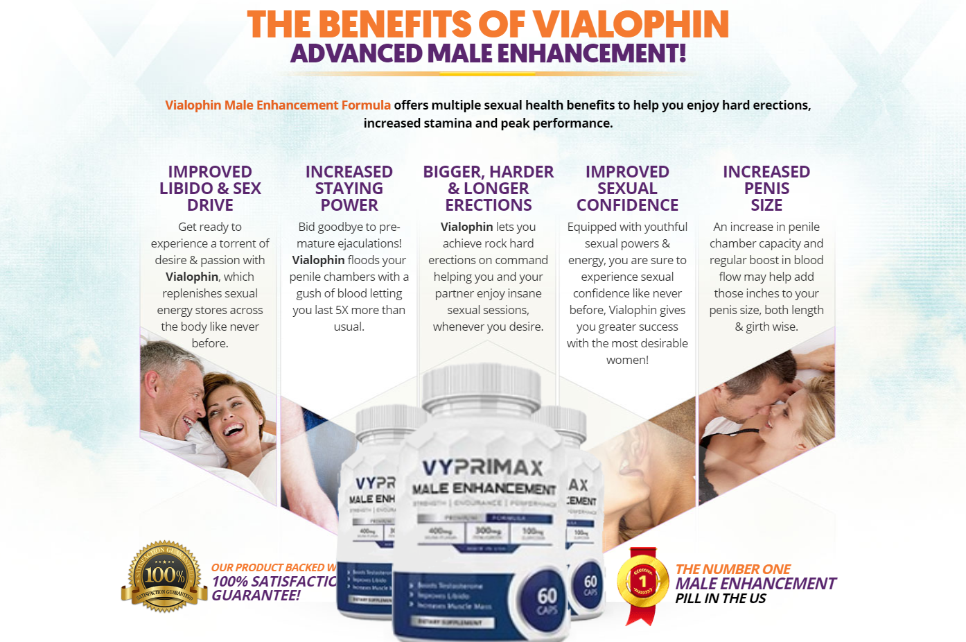 Vyprimax Male Enhancement® *Upgrade 2021* Does Its Really Works?