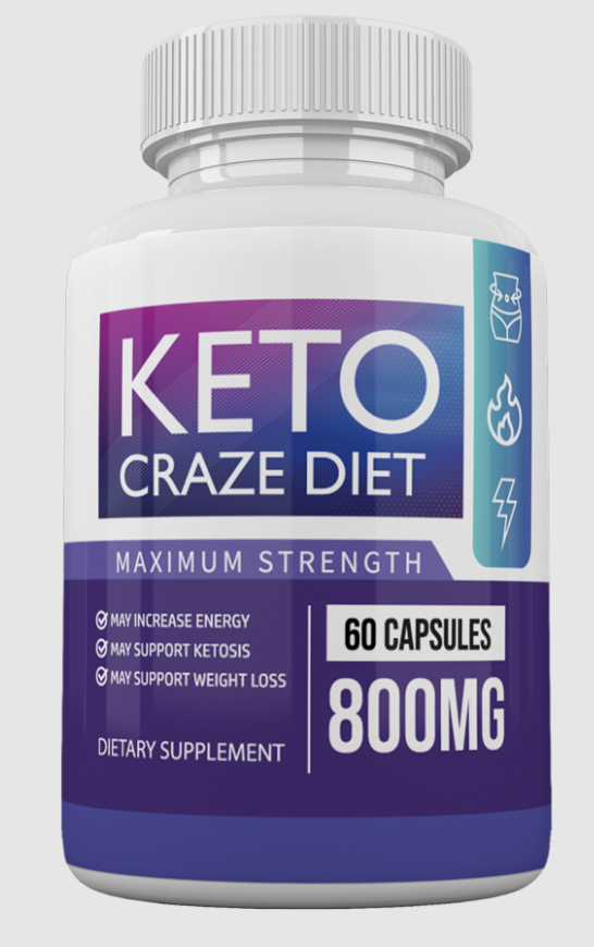 Keto Craze Diet Pills {Modify 2021} Price, Scam, Ingredients, Reviews?