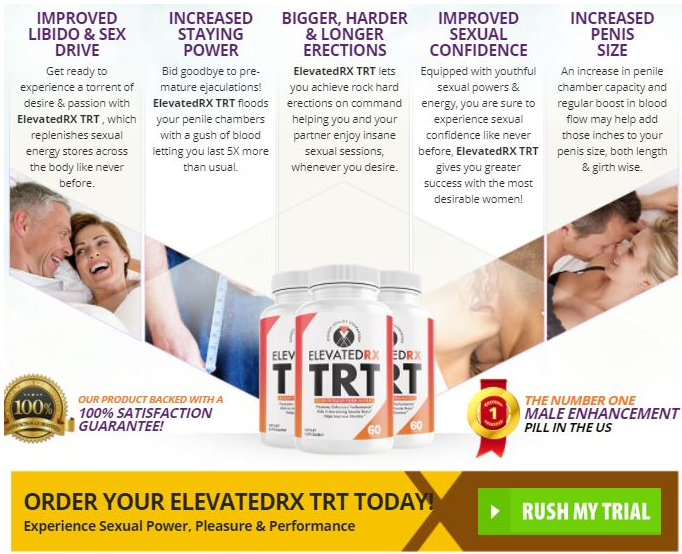 "ElevatedRX TRT Reviews {Upgrade 2021} ""Pros & Cons"" Where to Buy?"